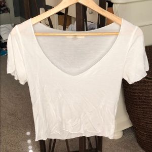 Urban Outfitters x Project Social T White Tee